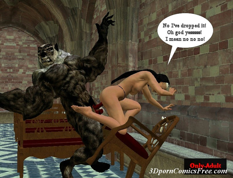 Church sex fantasy