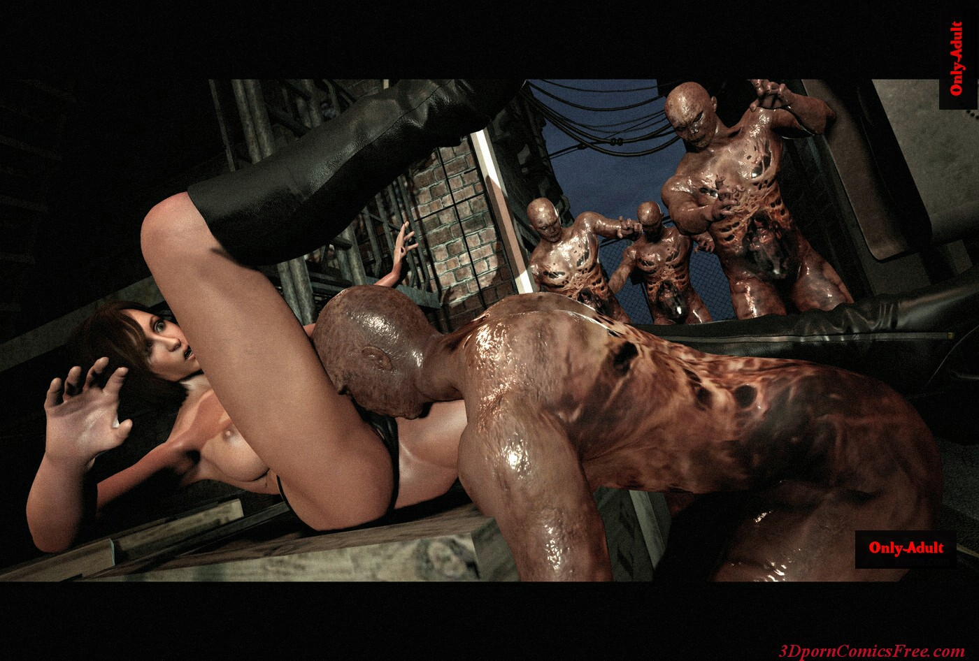 from Tripp resident evil porn free videos